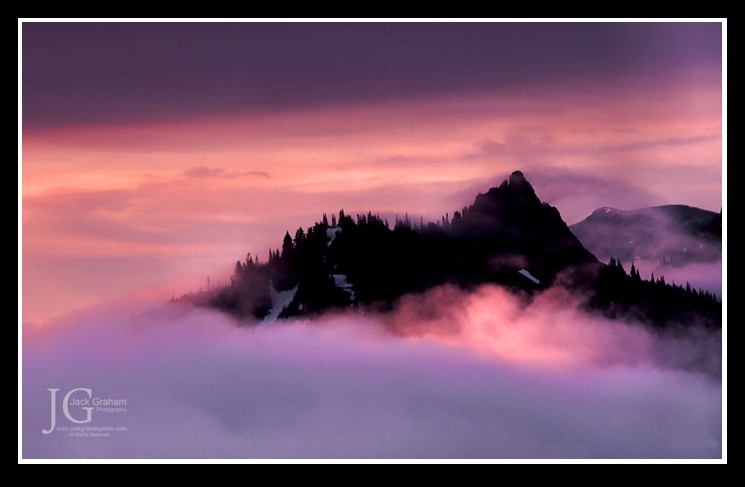 Hurricane Ridge; Olympic NP, Washington by jack graham