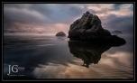 Bandon Beach, Oregon; X-T1 by jack graham
