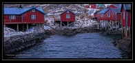 Fishing Village, Norway; X-T1 by jack graham