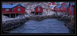 Fishing Village, Norway; X-T1 by jack graham