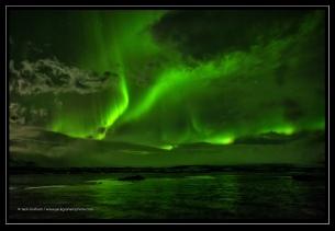 Iceland Aurora; X-T1 14mm by jack graham