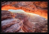 Mesa Arch, Canyonlands NP, Utah; X-T1 by jack graham