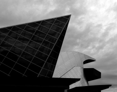 Modern Art Museum; Roanoke, Virginia; Fuji X-10 by bill fortney