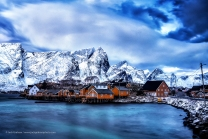 Norway Village; X-T1 by jack graham