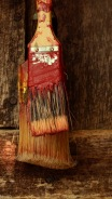 Paint brushes; X-T1 55-200 by bill fortney