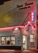Texas Tavern; Roanoke, VA; Fuji X-10 by bill fortney