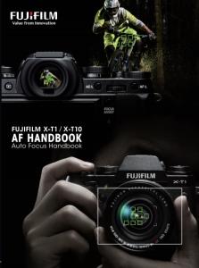 Fujifilm auto focus handbook