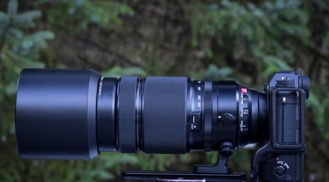 FUJI 100-400mm f4.5-5.6 R LM OIS WR … IT'S HERE!