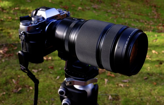 XF 100-400 f 4.5-5.6 R LM OIS WR. Yes Virginia…….There is a Santa Claus!