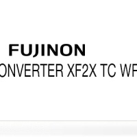 "The FUJI  ""XF 2X TC'  TELECONVERTER"